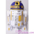 R2 White Yellow & Blue Astromech Droid ~ Pick-A-Hat ~ Series 2 from Disney Star Wars Build-A-Droid Factory © Dizdude.com