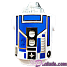 Blue and White Body Part ~ Disney Star Wars Astromech Build-A-Droid Factory © Dizdude.com