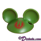 Green Mickey Mouse Ears Hat Part ~ Disney Star Wars Astromech Build-A-Droid Factory © Dizdude.com