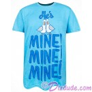 Disney / Pixar Finding Nemo Companion Shirt He's Mine Adult T-shirt