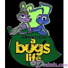 Countdown to the Millennium Series Pin #17 (A Bug's Life) © Dizdude.com