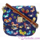 Dooney & Bourke - Disney Attractions Ear Hat Crossbody Handbag © Dizdude.com