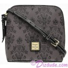 Dooney & Bourke - Disney Haunted Mansion Wallpaper Crossbody Handbag © Dizdude.com