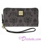 Dooney & Bourke - Disney Haunted Mansion Wallpaper Wallet © Dizdude.com