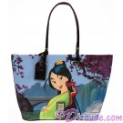 Dooney & Bourke - Disney Mulan 20th Anniversary Tote ~ Dream Big Princess Collection © Dizdude.com