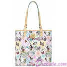 Dooney & Bourke Sketch Large Tote handbag - Disney World Exclusive © Dizdude.com