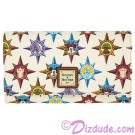 Dooney & Bourke - Walt Disney World Theme Park Icon Crossbody Wallet © Dizdude.com