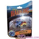Stitch Disney Racer Die-Cast Metal Body Race Car 1/64 Scale © Dizdude.com