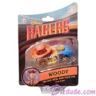 Woody From Toy Story Disney Racer Die-Cast Metal Body Race Car 1/64 Scale © Dizdude.com