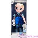 "Disney Frozen Elsa 15"" Doll - Animators Collection ~ Walt Disney World"