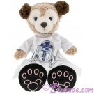 ShellieMay The Disney Bear - Star Wars Princess Leia Costume for 17 inch Plush