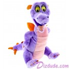 Figment 15 Inch Plush - Disney Epcot Center © Dizdude.com