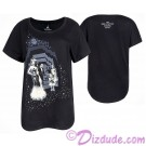 The Hollywood Tower Hotel Guests Ladies Dolman T-shirt (Tee, Tshirt or T shirt) - Disney Hollywood Studios Twilight Zone ~ Tower of Terror Ride