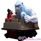 Disney Animal Kingdoms Expedition Everest Pull Back Action Toy Train With the Yeti And Mickey Mouse © Dizdude.com