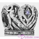 Disney Pandora Anna's Crown Sterling Silver Charm