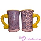 Disney Rapunzel Sculptured Mug - Part of the Disney Princess Mug Collection © Dizdude.com