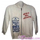 Disney Reach New Heights 5 Mountain Youth Hoodie