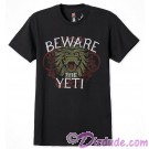 Expedition Everest Beware The Yeti Adult T-Shirt (Tee, Tshirt or T shirt) - Disney Animal Kingdom