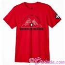 Expedition Everest Red Rescue Adult T-Shirt (Tee, Tshirt or T shirt) - Disney Animal Kingdom