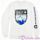 Disney Animal Kingdoms Expedition Everest Mountain Rescue Long Sleeved Shirt