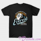 Yeti Logo Adult T-Shirt (Tee, Tshirt or T shirt) ~ Disney Animal Kingdoms Expedition Everest