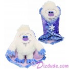 Disney Animal Kingdom Expedition Everest 10 inch Baby Yeti Plush in a Blanket © Dizdude.com