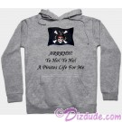 Yo Ho! Yo Ho! A Pirates Life For Me Sweatshirt - Long Sleeved T-shirt © Dizdude.com