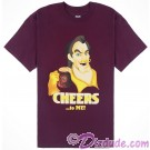 Disney Fantasyland Gaston's Cheers To Me T-shirt (Tee, Tshirt or T shirt)