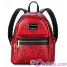 Pirates of the Caribbean Red Head Mini Backpack by Loungefly - Disney Parks © Dizdude.com