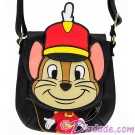 Dumbo Timothy Q Mouse Crossbody Foldover Bag by Loungefly - Disney Parks © Dizdude.com