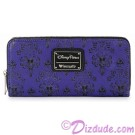 Haunted Mansion Wallet by Loungefly - Disney Parks © Dizdude.com