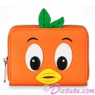 Florida Orange Bird Wallet by Loungefly - Disney Parks © Dizdude.com