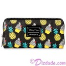 Dole Whip Pineapple Swirl Wallet by Loungefly - Disney Parks © Dizdude.com