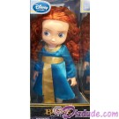 BRAVE Princess Merida's Toddler Doll