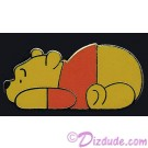 Walt Disney World - Simple Series Pooh Laying Down Pin © Dizdude.com