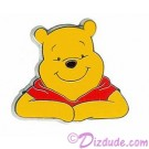 Walt Disney World Cast Lanyard Series 3 ~ Winnie the Pooh Pin © Dizdude.com