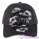 Dead Men Tell No Tales Adult Baseball Hat ~ Disney's Pirates of the Caribbean © Dizdude.com