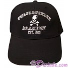 Disney's Pirates of the Caribbean Swashbuckler Academy Adult Baseball Hat © Dizdude.com