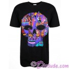 Disney's Pirates of The Caribbean Scoundrels & Skeletons Adult T-shirt (Tee, Tshirt or T shirt) by Shag
