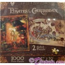 Disney Pirates of the Caribbean Double Sided 1000 Piece Puzzle © Dizdude.com