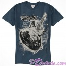 Rock 'N' Roller Coaster Aerosmith Guitar Adult T-Shirt (Tee, Tshirt or T shirt) - Disney Hollywood Studios