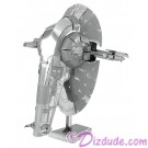 Disney Star Wars Slave 1 3D Metal Model Kit © Dizdude.com