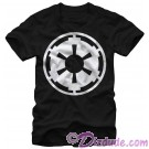 Star Wars Imperial Insignia Adult T-Shirt (Tshirt, T shirt or Tee) © Dizdude.com