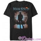 SOLO A Star Wars Story Han Solo Gambling Den Adult T-Shirt (Tshirt, T shirt or Tee)  © Dizdude.com