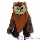 Disney Star Wars Wicket Ewok Plush Backpack © Dizdude.com