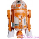 R3 Orange Astromech Droid ~ Pick-A-Hat ~ Series 2 from Disney Star Wars Build-A-Droid Factory © Dizdude.com