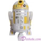 R2 White & Yellow Astromech Droid ~ Pick-A-Hat ~ Series 2 Disney Star Wars Build-A-Droid Factory © Dizdude.com