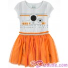Star Wars BB-8 Youth Dress - Disney Star Wars © Dizdude.com