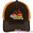 Disney Star Wars BB-8 Roll With It Adjustable Baseball Hat © Dizdude.com