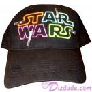 Star Wars Lightsaber Adult Hat - Disney's Star Wars © Dizdude.com